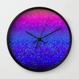 Glitter Star Dust G248 Wall Clock