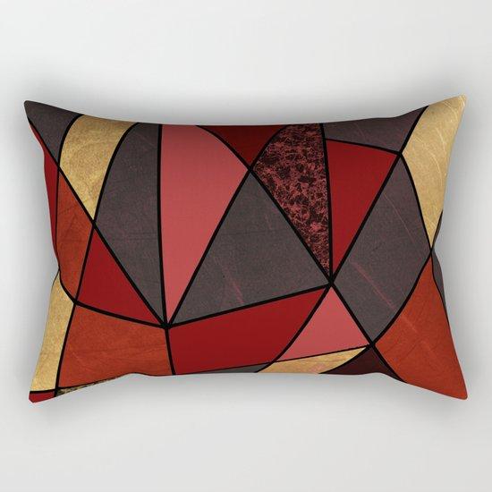 Abstract #467 Rectangular Pillow
