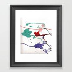 rgb Framed Art Print