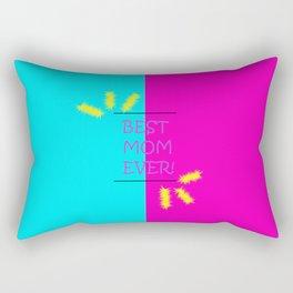 Best mom Rectangular Pillow