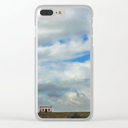 The Greatest and the Small Clear iPhone Case