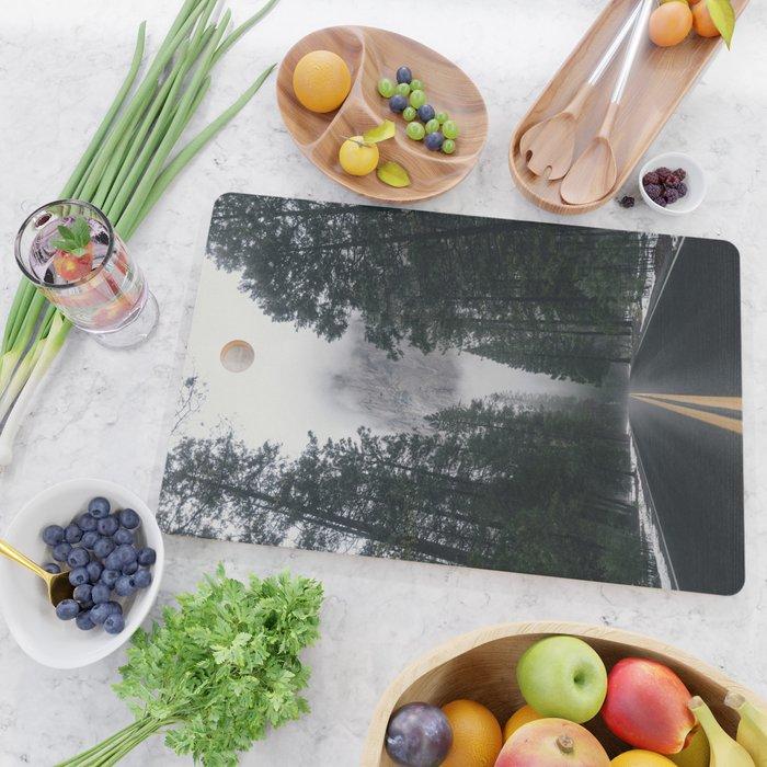 Forest Way Cutting Board