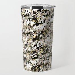Shattered Floral Travel Mug