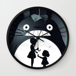 MY NEIGHBORTOTORO Wall Clock