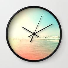 Sunny Side III Wall Clock