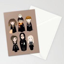 Kokeshis HP Stationery Cards