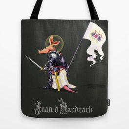 Joan D'Aardvark Tote Bag