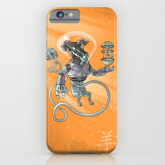 Astro Zodiac Force 08: Ram iPhone & iPod Case