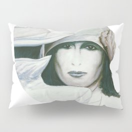 Look At These Eyes Pillow Sham