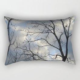 View of the sky Rectangular Pillow
