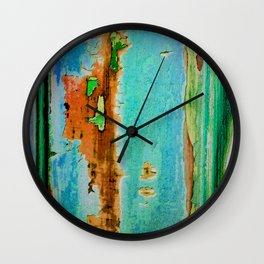 83 - Found and loved Wall Clock