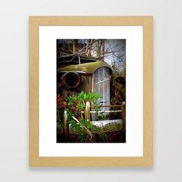Virginia - Old Car LaSalle Framed Art Print