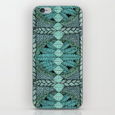 Ink Pattern No.3 iPhone & iPod Skin