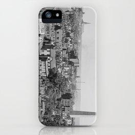 Vintage Photograph of Charlestown Massachusetts  iPhone Case