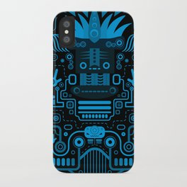 Nonsensical Doodle 1 iPhone Case