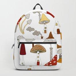 mushroom homes Backpack
