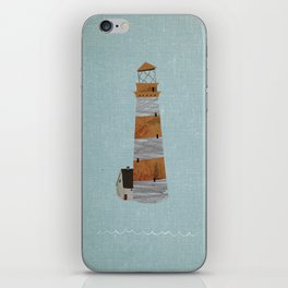 lighthouse. iPhone Skin