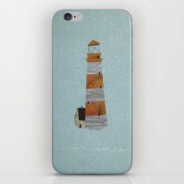 lighthouse. iPhone Skin