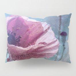Poppy Spinning Pillow Sham