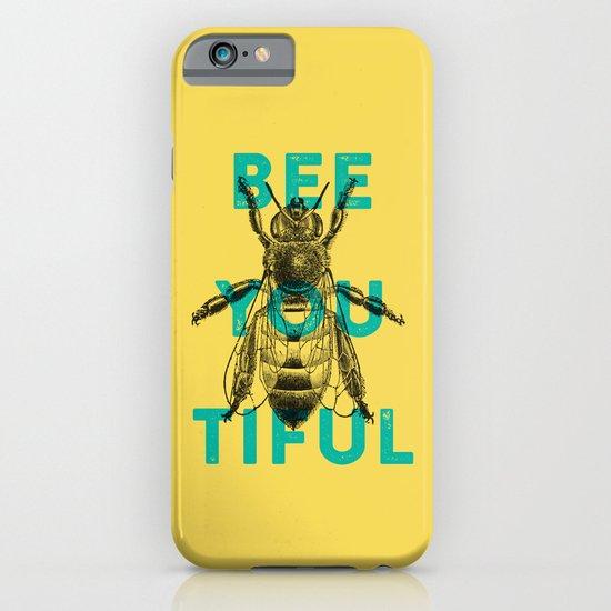 Bee-you-tiful iPhone & iPod Case