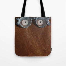 They're Watching You  Tote Bag