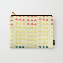 Candy Buttons Carry-All Pouch