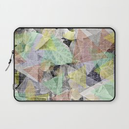 Ivy light and marble Laptop Sleeve