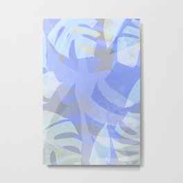 Oh what a leaf Metal Print