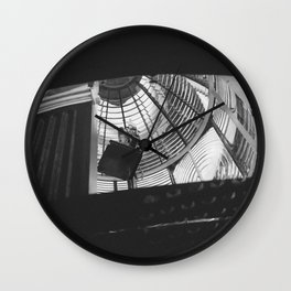 Lighthouse Lamp Wall Clock