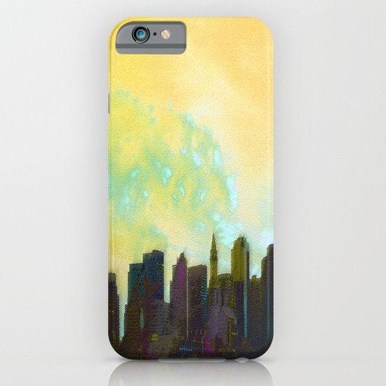 Boston Skyline iPhone & iPod Case