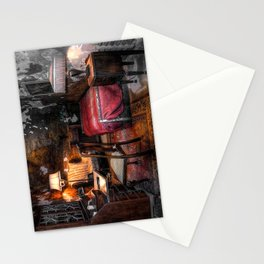 Al Capone Cell Stationery Cards