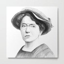 Emma Goldman Metal Print
