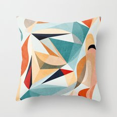 Time for Everything Throw Pillow