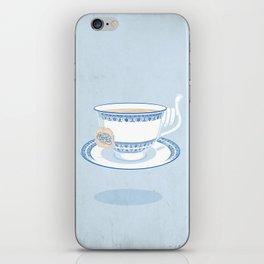 Royal Tea iPhone Skin