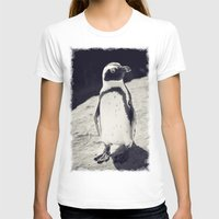 penguin T-shirts featuring Penguin  by Light Wanderer