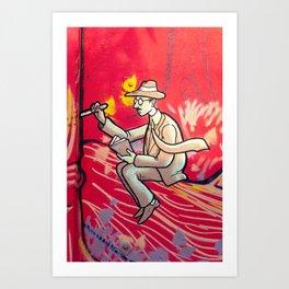 Fernando Pessoa Art Print
