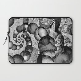 STRANDED/An Abstract Laptop Sleeve