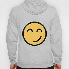 Smiley Face      Cute Funny Smiling Happy Face Hoody