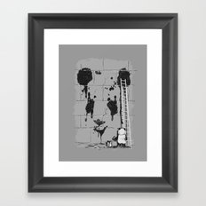 Self Portrait Framed Art Print
