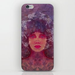 Nefertiti iPhone Skin