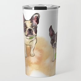 Bubba, Spanky & Figgy Travel Mug