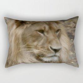 Lion20151201 Rectangular Pillow