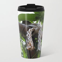 Emerald Mantis Metal Travel Mug