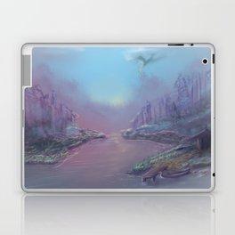 Lavender Mist Laptop & iPad Skin