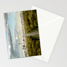 Berlin skyline Stationery Cards
