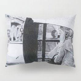 """In The City"" Pillow Sham"