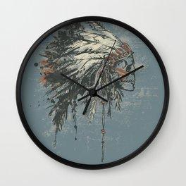 American Heritage (Dark) Wall Clock