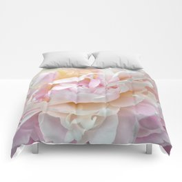 Pink Petal Flower Power Comforters