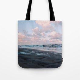 Morning sand Tote Bag