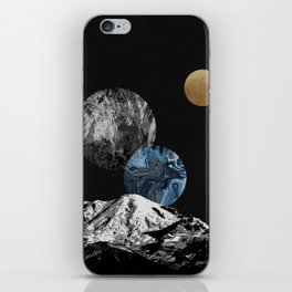 Space II iPhone Skin
